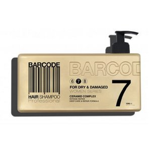 BARCODE Dry & Damaged hair Shampoo, 1000ml
