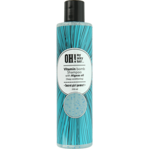 OH! My Sexy Hair Vitamin Bomb Shampoo with Algeas Oil, 250ml
