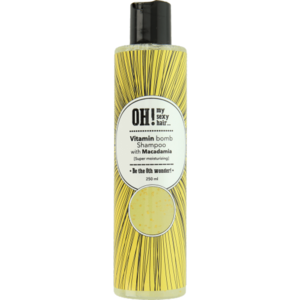 OH! My Sexy Hair Vitamin Bomb Shampoo with Macadamia, 250ml