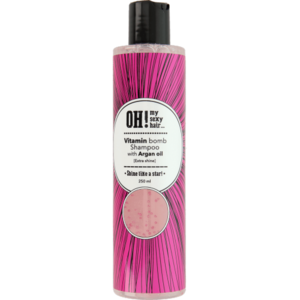 OH! My Sexy Hair Vitamin Bomb Shampoo with Argan, 250ml