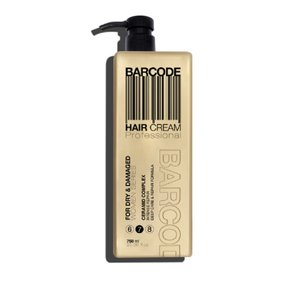 BARCODE Dry & Damaged Conditioner, 750 ml
