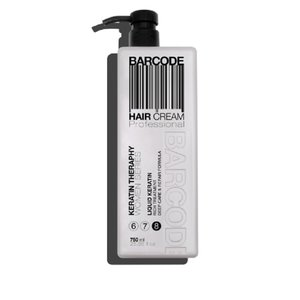 BARCODE Keratin Therapy Conditioner, 750 ml