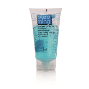 BLOOMING Extra Strong Hold gel, 150ml Brilliant Shine