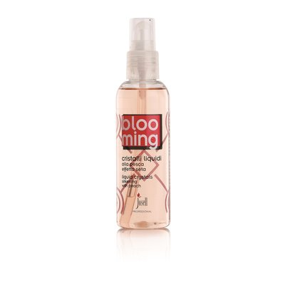 BLOOMING Liquid Crystals Silkining With Peach 100ml