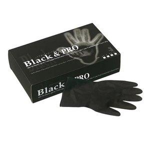 Black & Pro Latex Herbruikbaar, 20 Stuks, LARGE