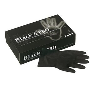 Comair Black & Pro Latex Reusable, 20 Pieces, LARGE