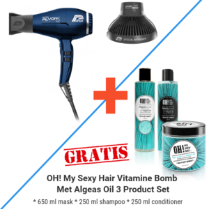 PARLUX ALYON SPRING Edition Blue + 3 Product Gift