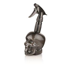 XANITALIA Waterspuit Barber Skull, 500ml - GRIJS