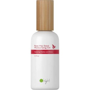 O´Right Rose Hip Seed Moisturizing Oil, 100ml