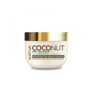 KATIVA Coconut Deep Treatment Mask, 250ml