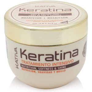 KATIVA KERATINA Deep Treatment Masker, 250ml