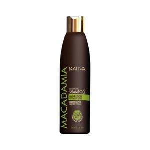 KATIVA Macadamia Hydrating Shampoo 250 ml