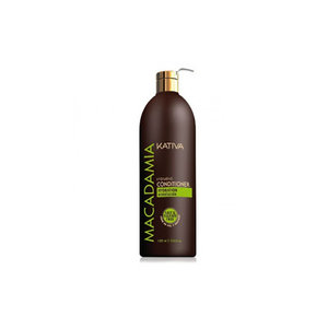 KATIVA Macadamia Conditioner, 1000ml