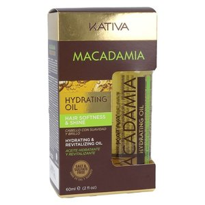 KATIVA Macadamia Hydrating Oil, 60ml