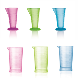 SIZE CUPS