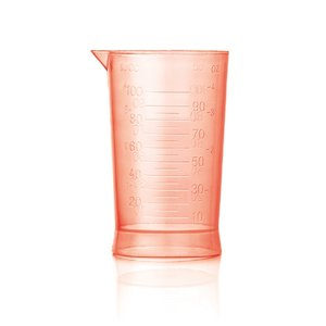 HBT Measuring cup Classic 100ml - ORANGE