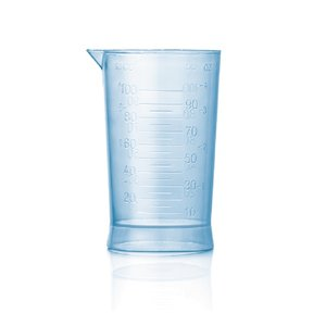 HBT Measuring cup Classic 100ml - BLUE