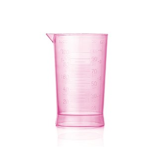 HBT Measuring cup Classic 100ml - PINK