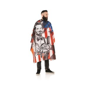 HBT Hooded jacket - STARS STRIPS