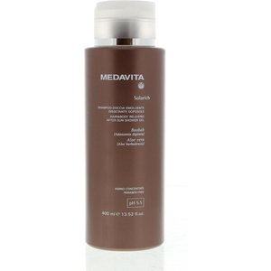 Medavita Solarich Hair & Body Relaxing After-Sun Shower Gel, 400ml