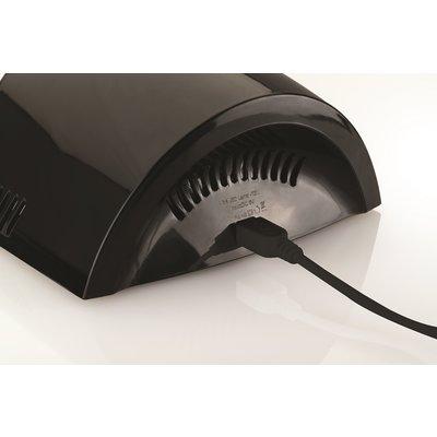 Pro Nailsystem Lampe de poche LED - NOIR - 12w