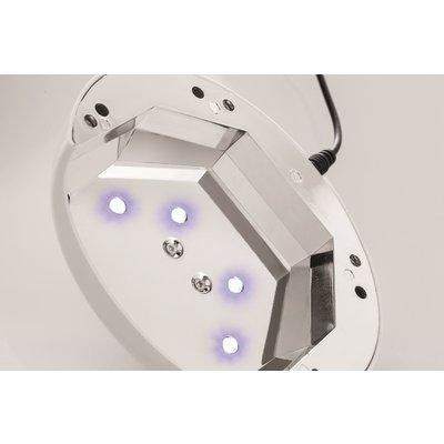Pro Nailsystem 4 x Lampe LED STARLED S2 - 8w