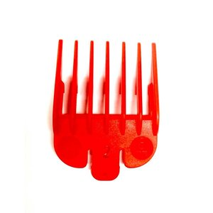 HBT Attachment comb No. 2 - 6 mm - RED