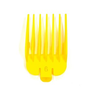 HBT Comb No. 6 - 19 mm - YELLOW