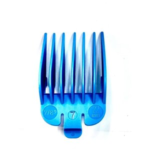 HBT Attachment comb No. 7 - 22 mm - LIGHT BLUE