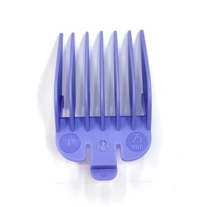 HBT Attachment comb No. 8 - 25 mm - LIGHT PURPLE