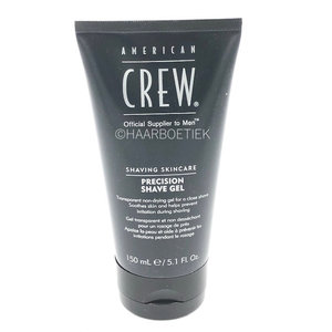 American Crew Precision Shave Gel, 150ml