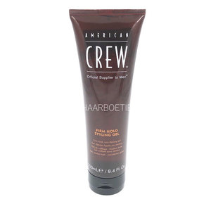 American Crew Firm Hold Gel, 250ml