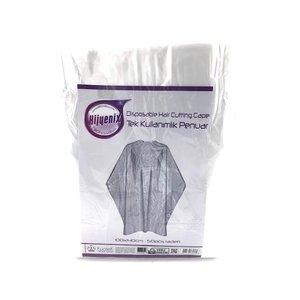 HBT Disposable Hooded Coat 50 Pieces