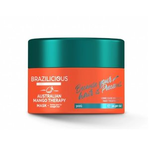 BraziliCious Australian Mango Therapy Masker, 300ml