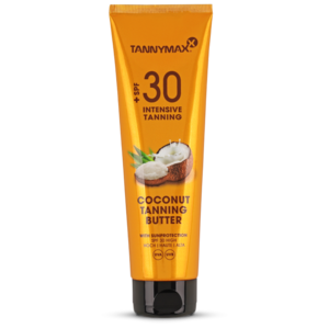 TANNYMAXX COCONUT BUTTER Tanning Lotion SPF 30, 150ml