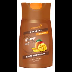 TANNYMAXX XTRA DARK Mango Tanning Milk + BRONZER, 200ml