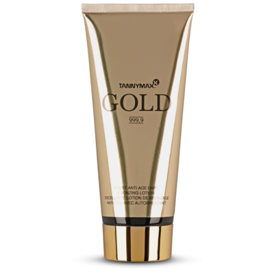 TANNYMAXX GOLD 999.9 Finest Anti Age BRONZING LOTION, 200ml