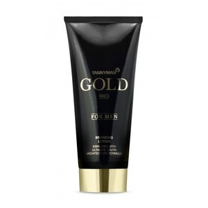 TANNYMAXX GOLD 999.9 for MEN BRONZING LOTION, 200ml