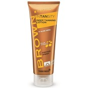 TANNYMAXX BROWN Exotic Intansity TANNING Lotion, 125ml