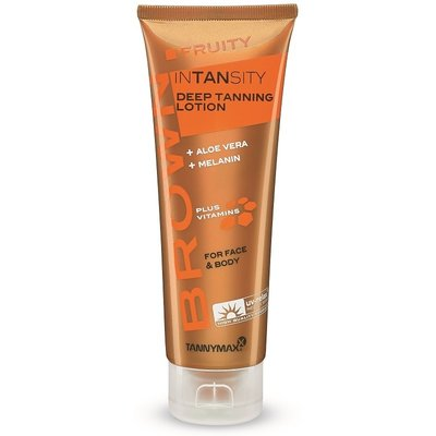 TANNYMAXX BROWN Fruity Intansity TANNING Lotion, 125 ml
