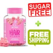 SweetBunnyHair Hair Vitamins - SUGAR FREE