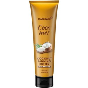 TANNYMAXX Coconut Tanning + Bronzer Butter, 150 ml