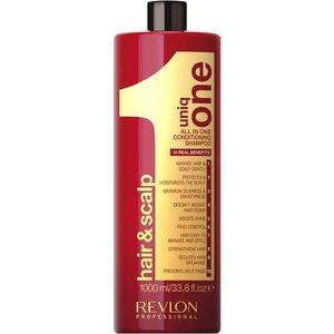 Uniq One Condition Shampoo, 1000ml (rood)