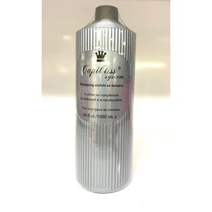 Capilliss System Keratin Shampoo Aftercare, 1000ml
