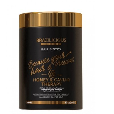 BraziliCious Honey & Caviar Botox 1kg