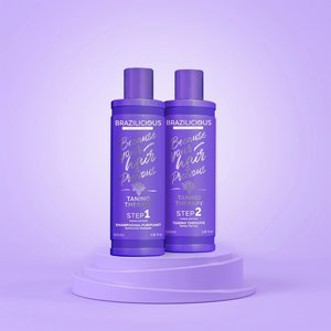 BraziliCious Tanino Therapy Keratin 2 x 100 ml