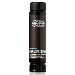loreal Cover 5 Color Without Ammonia, 3 x 50ml