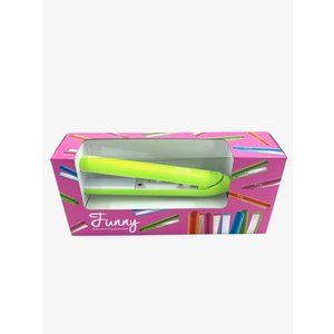 STHAUER Mini Hair Straightener LIME GREEN