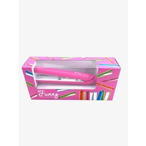 STHAUER Mini Hair Straightener FUSHIA