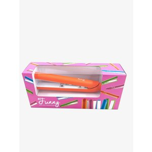 STHAUER Mini Hair Straightener ORANGE
